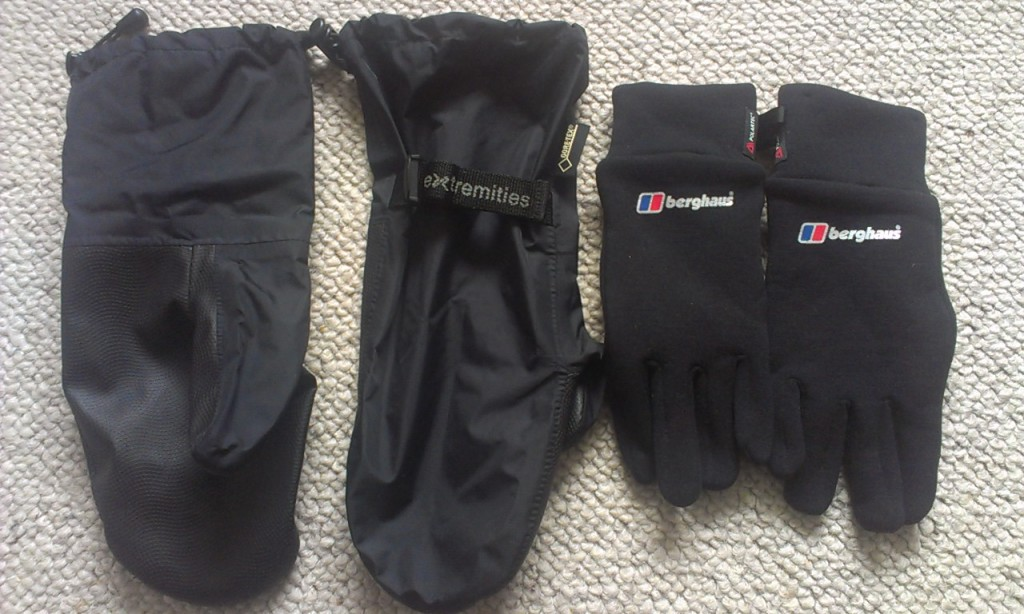 winter running gloves