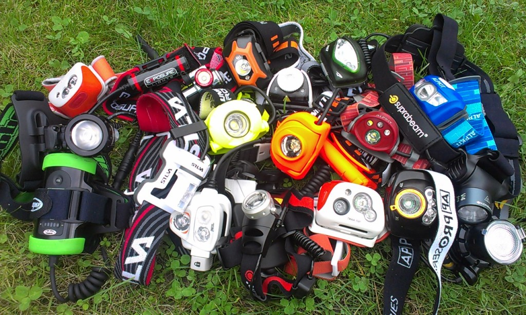 head torch collection