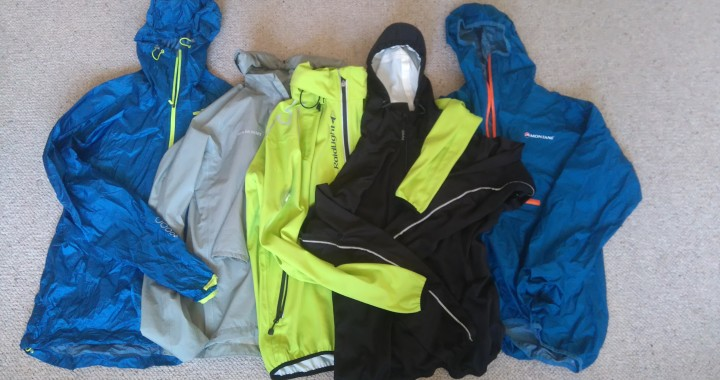 Waterproof Running Jackets | Fell Running Guide