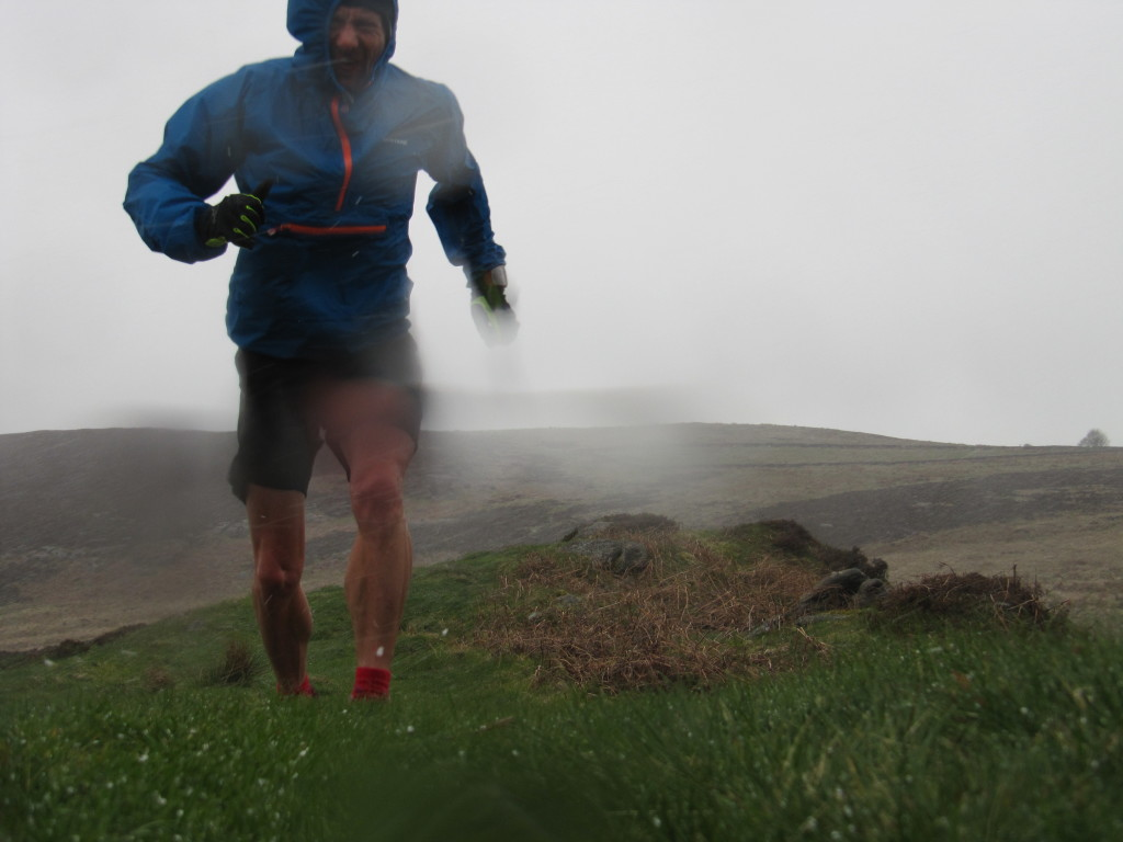 Montane Minimus in bad weather