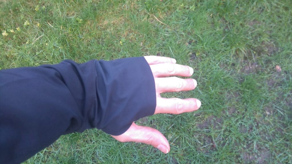 photo of Inov-8 AT/C Softshell Pro FZ cuffs