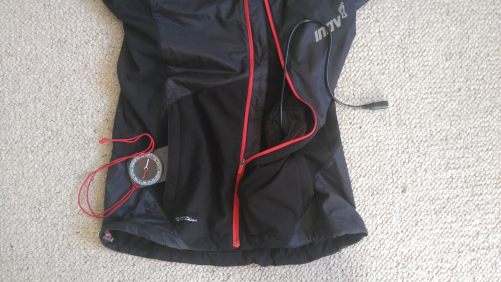 photo of Inov-8 AT/C Softshell Pro FZ features
