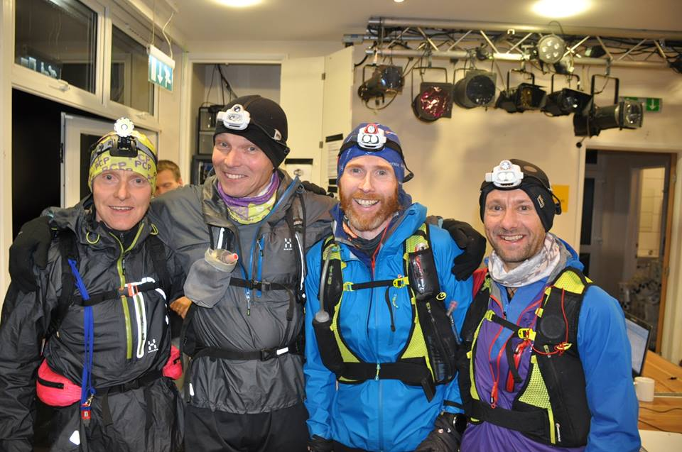 High Peak Marathon team
