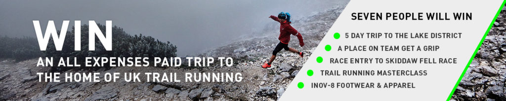 win a week with Inov-8