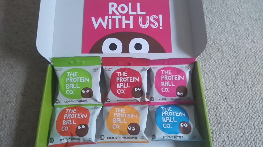 Protein Ball Co.
