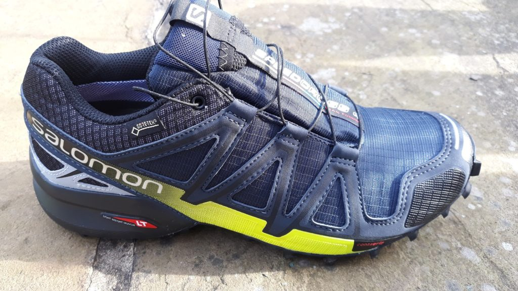 photo of Salomon Speedcross 4 Nocturne GTX