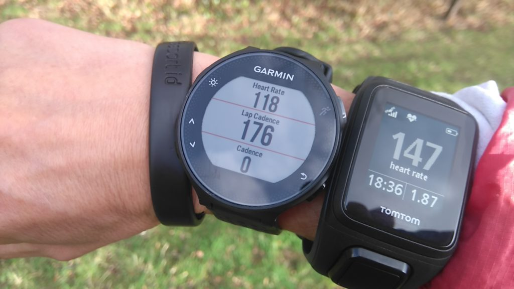 photo of wrist based heart rate monitors