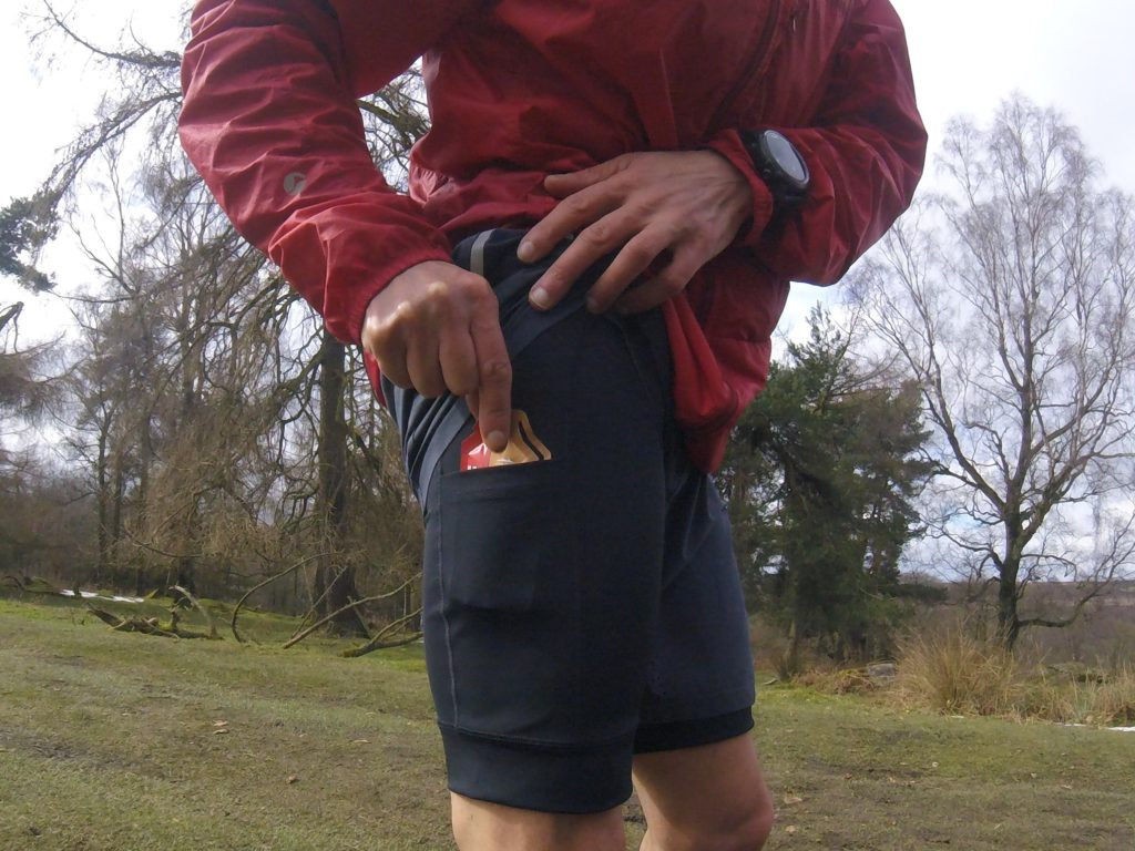 photo of Aussie Grit Flint shorts pocket