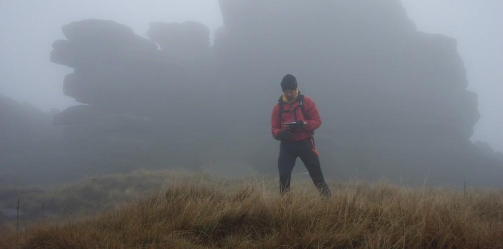 navigating in fog