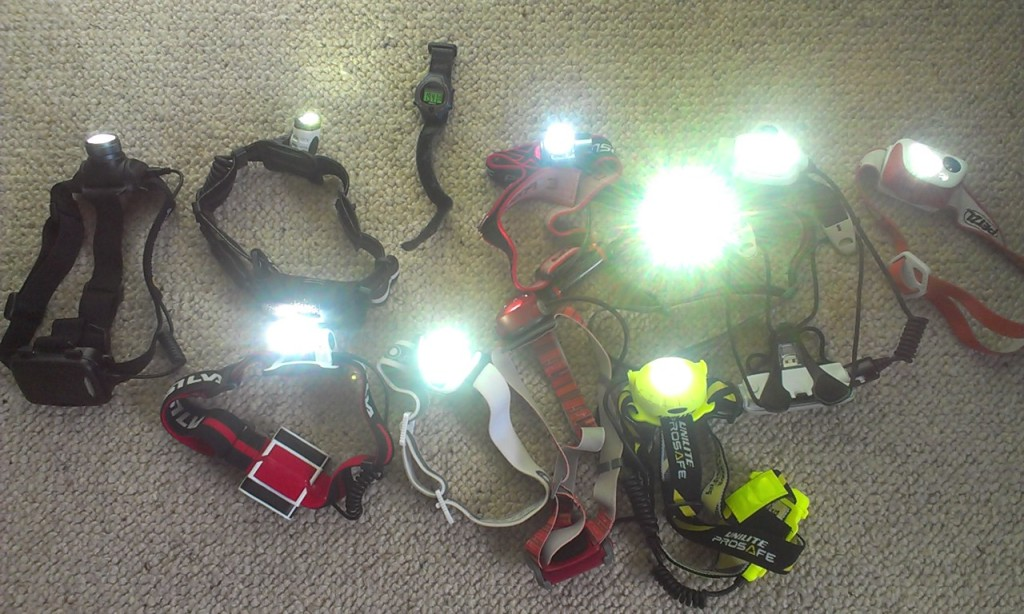 head torches for running