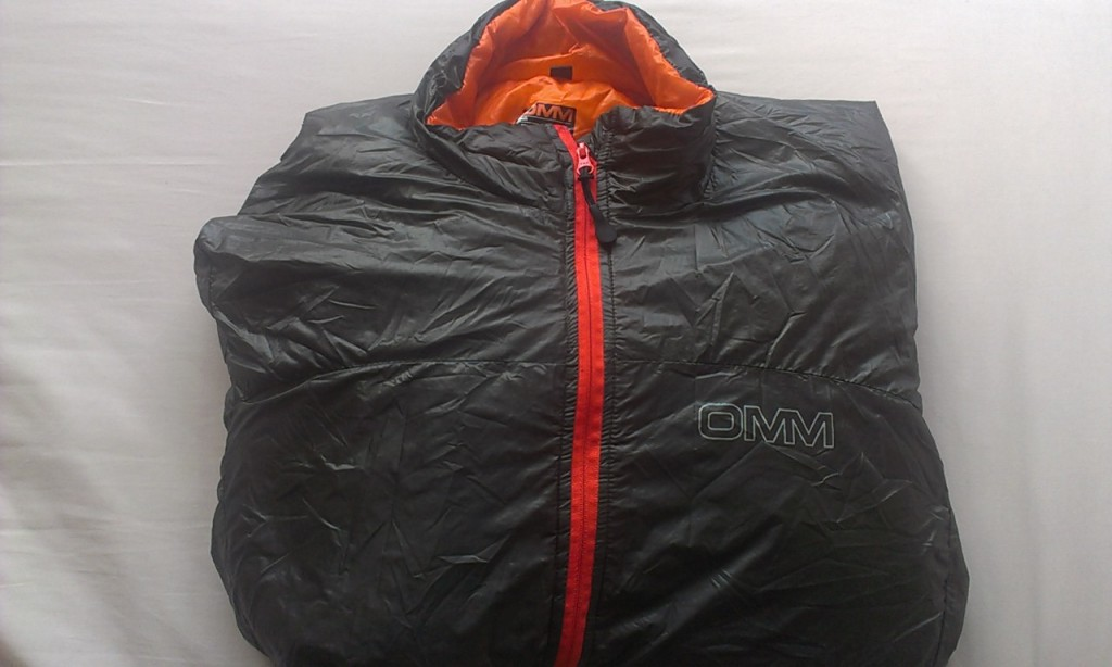 OMM Rotor Smock, excellent warm layer