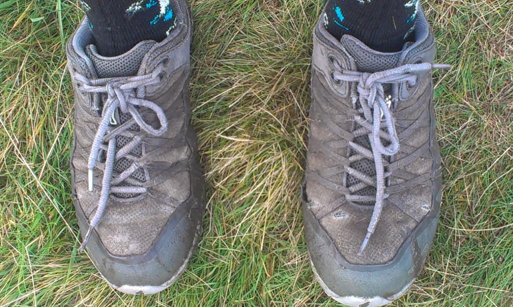 Inov-8 Roclite fell shoes