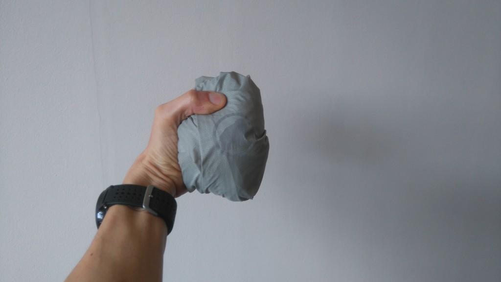 Mammut MTR 201 pack size