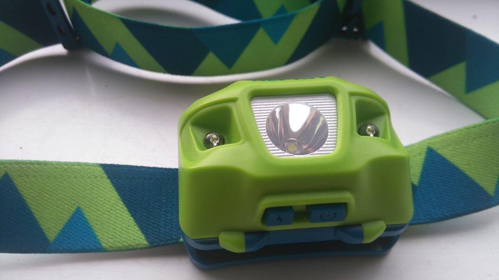 Alpkit Viper buttons