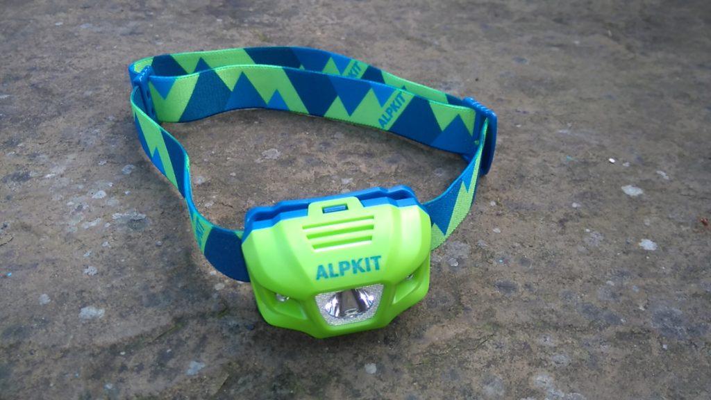 Alpkit Viper head torch