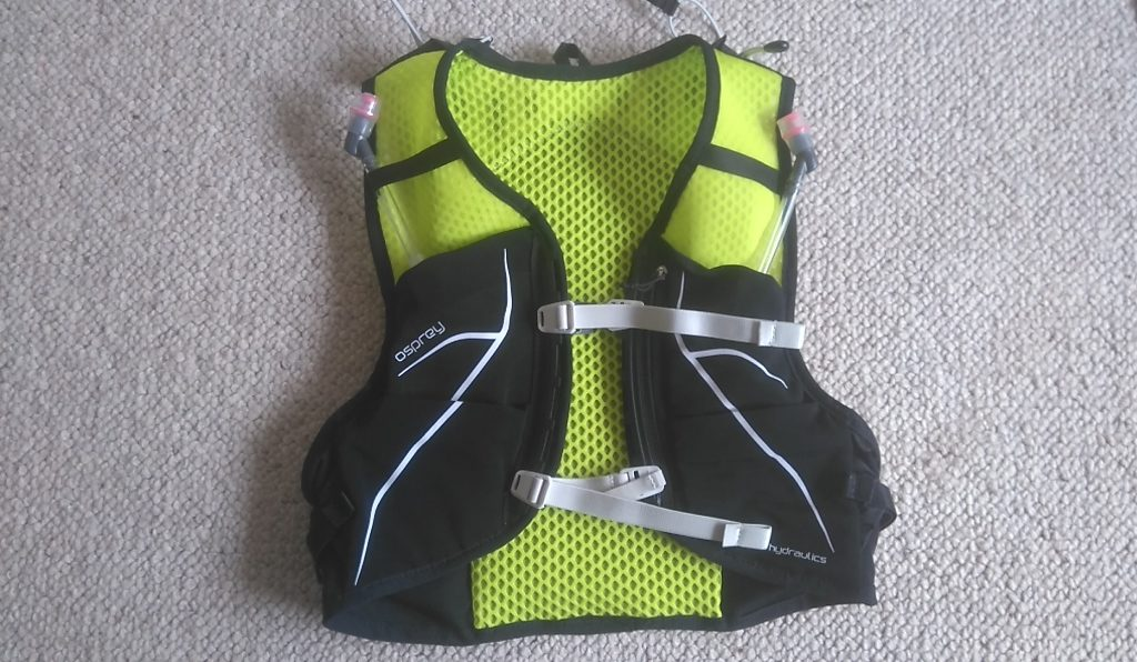 New Osprey Duro 1.5 Litre Running Vest Hydration Pack
