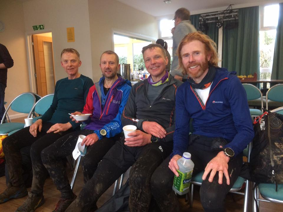 High Peak Marathon team (photo Jen Scotney)