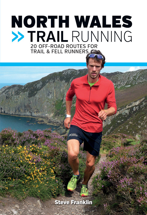 photo of North Wales Trail Running book
