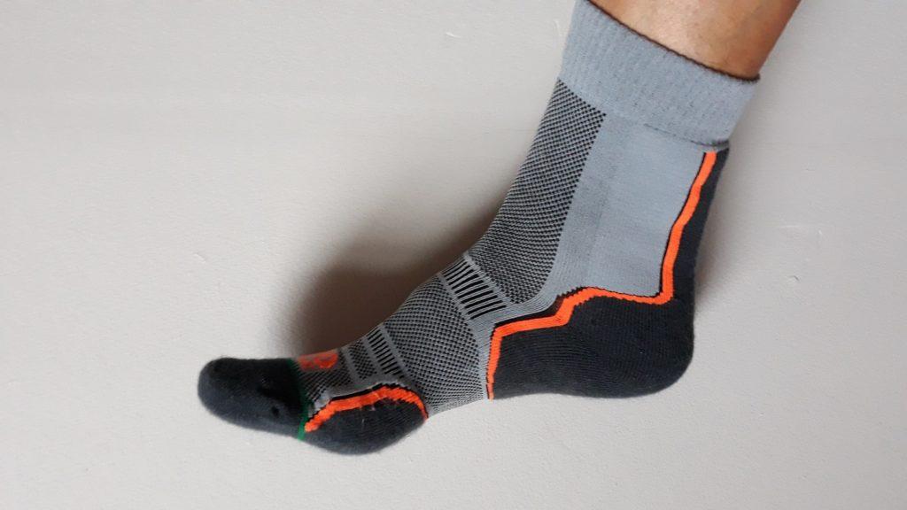 1000 mile trail socks