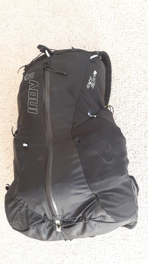 photo of Inov-8 Race Elite 20L pack