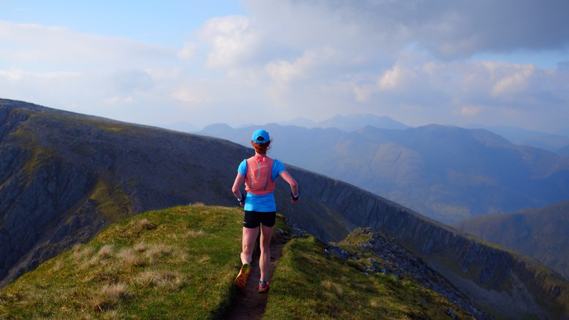 Scottish Mountain running - Ramsay's Round