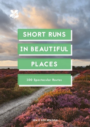 book - short runs in beautiful places