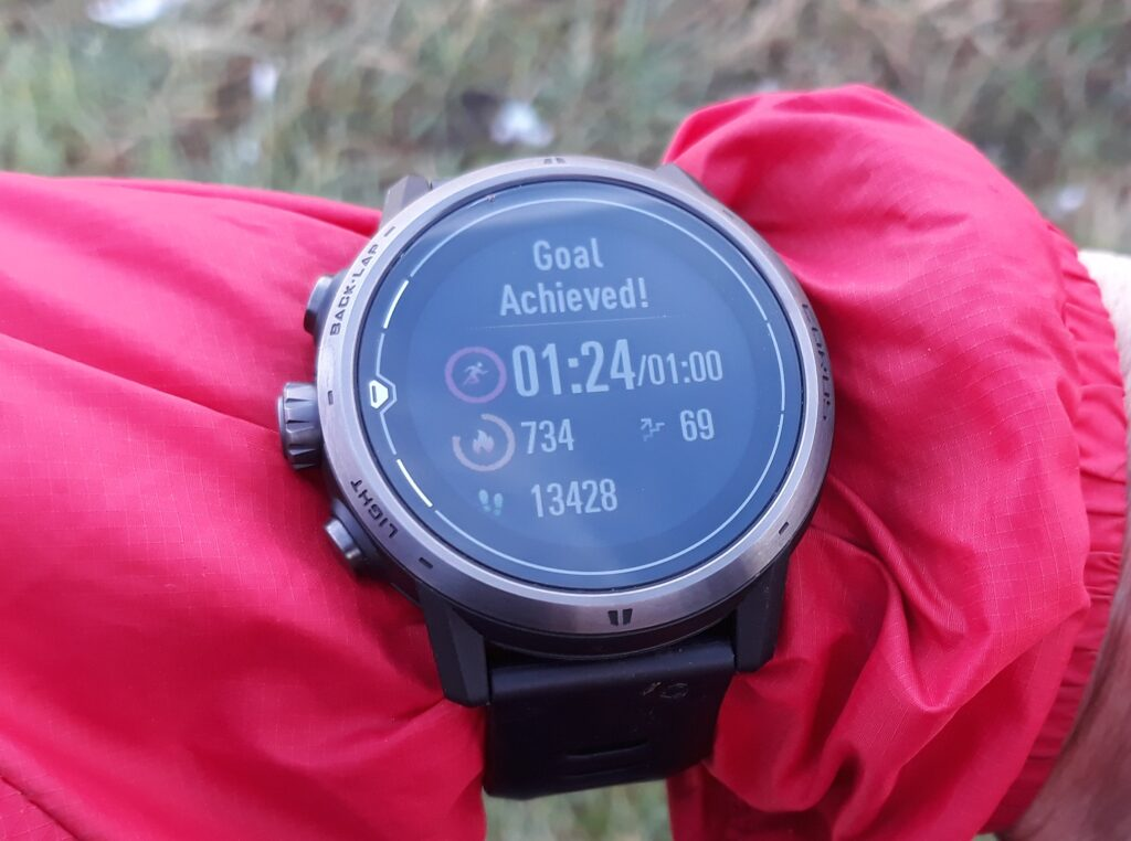 photo of the Coros Apex Pro multisport watch