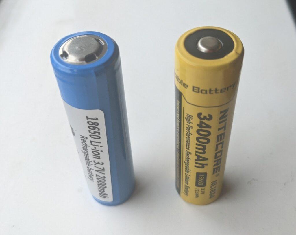 photo of Li-ion battery